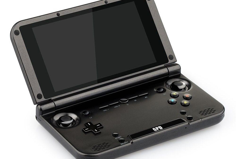 GPD XD una consola portátil única en su estilo