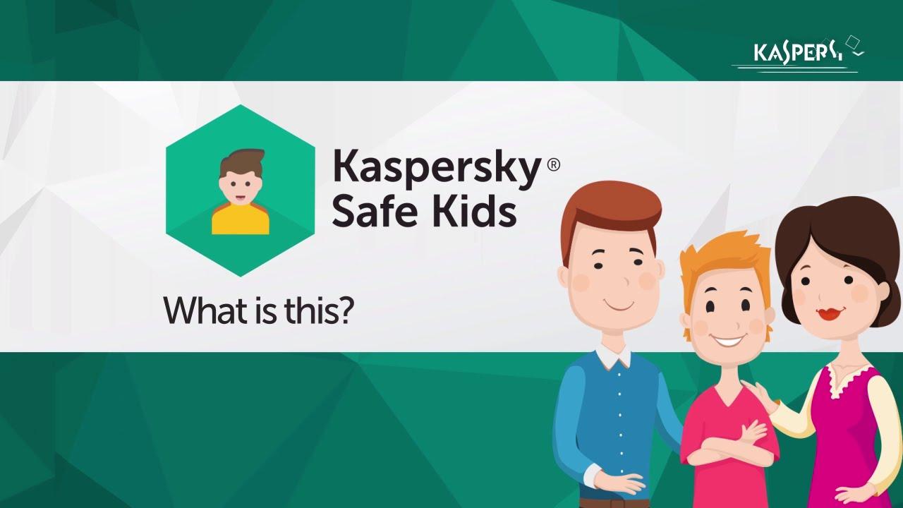 Manten protegido a tus hijos con Kaspersky Sage