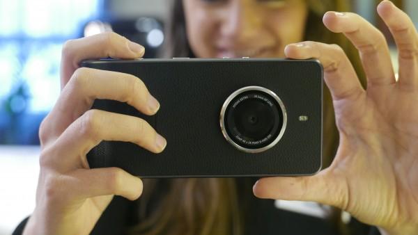 Kodak Ektra es un Smartphone pensado y creado para fotógrafos.