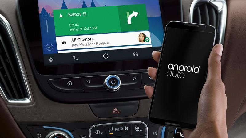 Android Auto prometido por fin es una realidad!