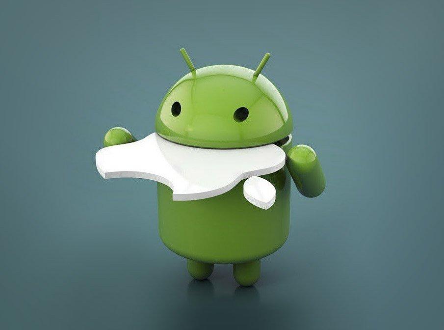 Iphone y android son prácticamente iguales en su seguridad, pero y google con sus nuevos equipos?