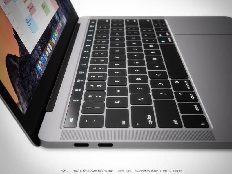 Aplicaciones compatibles con el panel OLED de MacBook Pro