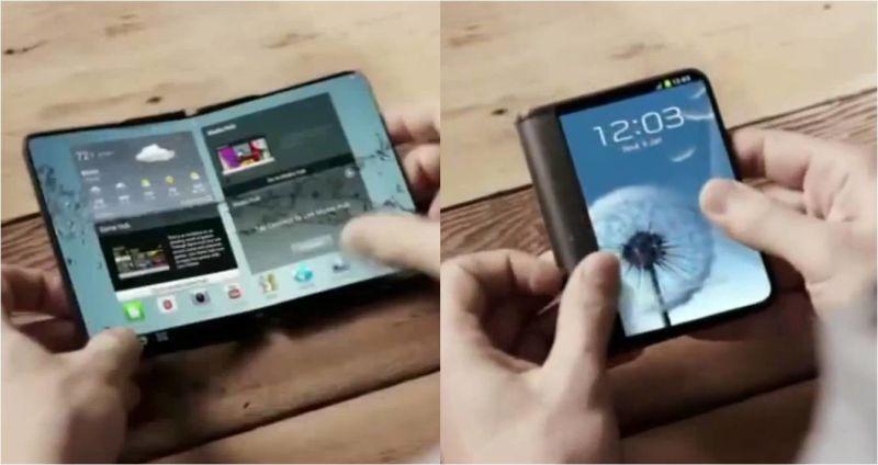 Se volverá realidad tarde o temprano y Samsung puede ser el primero en traer el concepto al mercado.