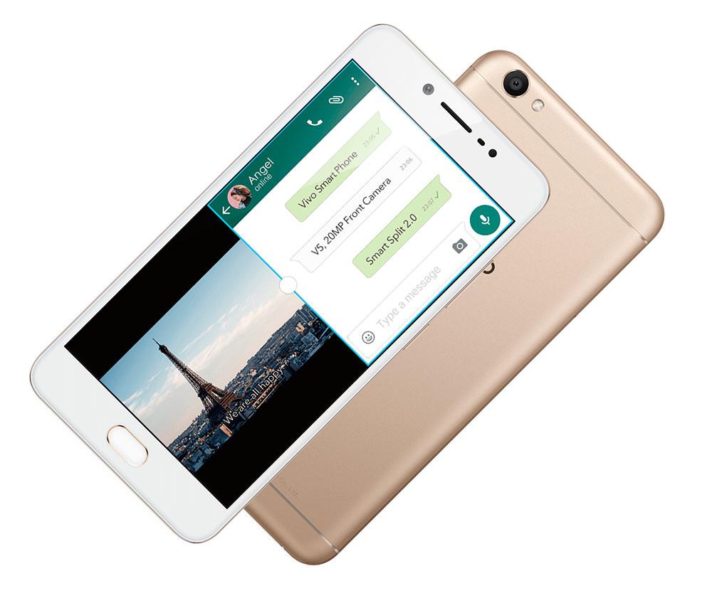 Un gran Smartphone dedicado a las imágenes con su cámara delantera de 20MP.