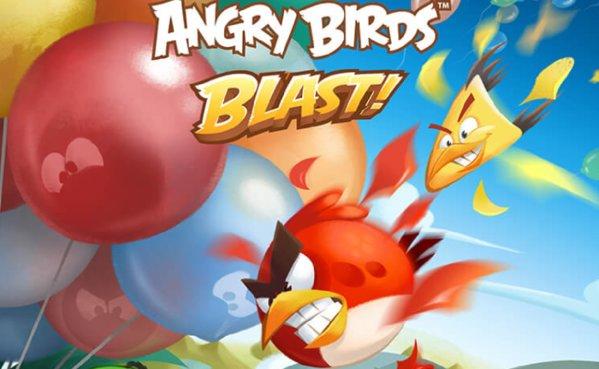 El nuevo videojuego de Angry Birds llega junto a una nueva mecánica y un apartado gráfico colorido.