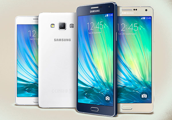 Samsung brinda novedades a su gama A 2017