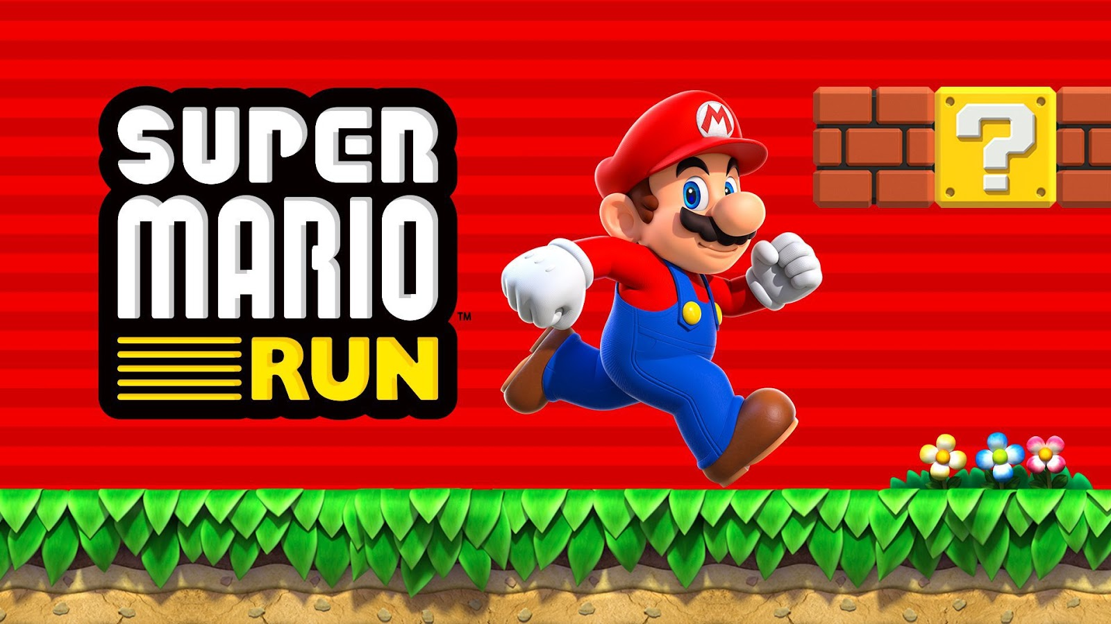 Ya se encuentra disponible Super Mario Run!