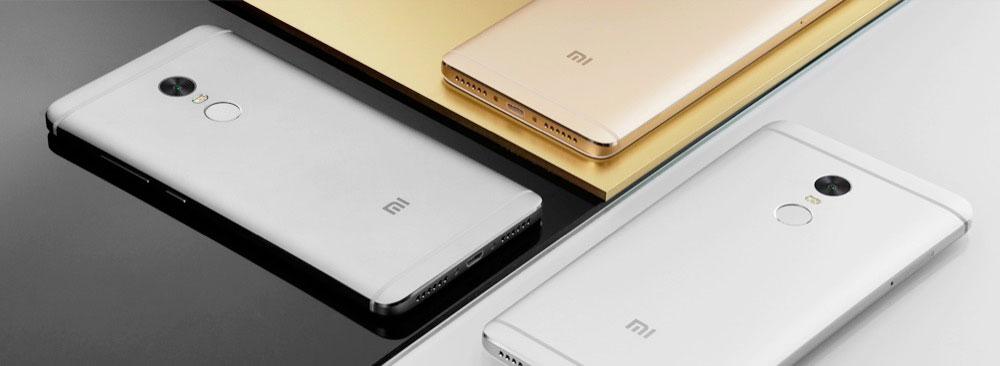 Xiaomi Redmi Note 4X nuevo modelo que reinara la gama media en el 2017.