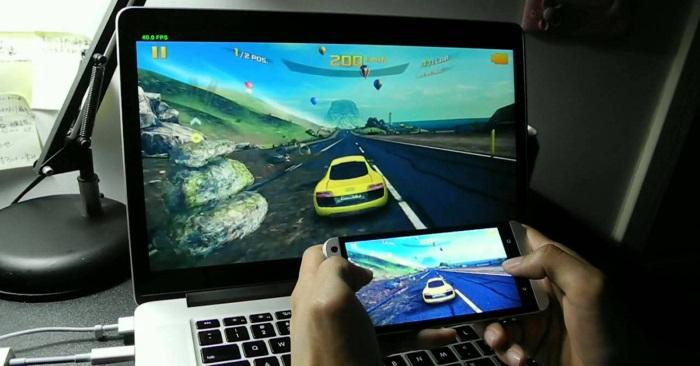 Todo lo que realizas en tu Smartphone o dispositivo móvil puedes visualizarlo sin ningún problema en la pantalla de tu PC.
