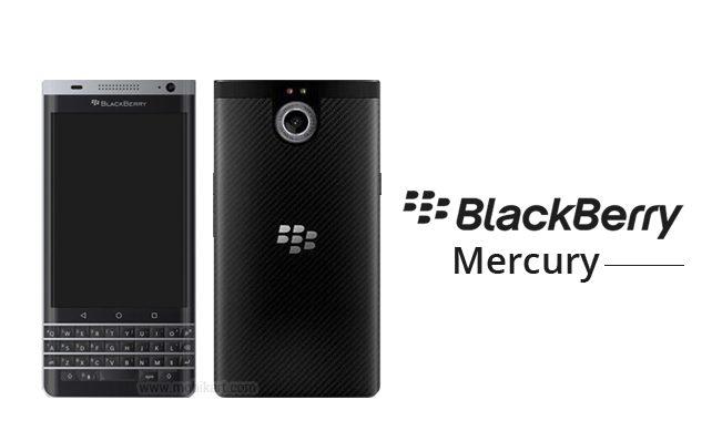 Blackberry Mercury nuevo Smartphone de la compañía