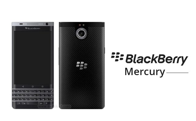 Blackberry Mercury nuevo Smartphone de la famosa firma canadiense.