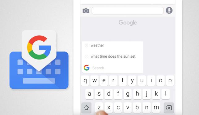Llega a Android la nueva actualización de Gboard el teclado del gigante Google.