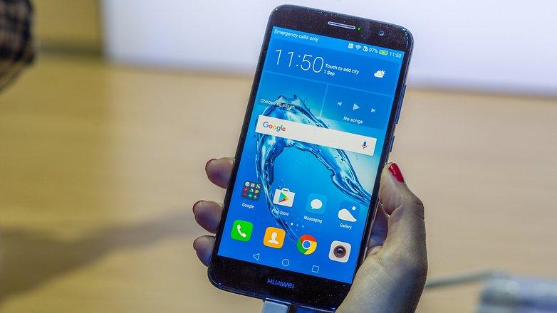 Un Smartphone espectacular de la mano de Huawei con mejoras en su apartado energético.