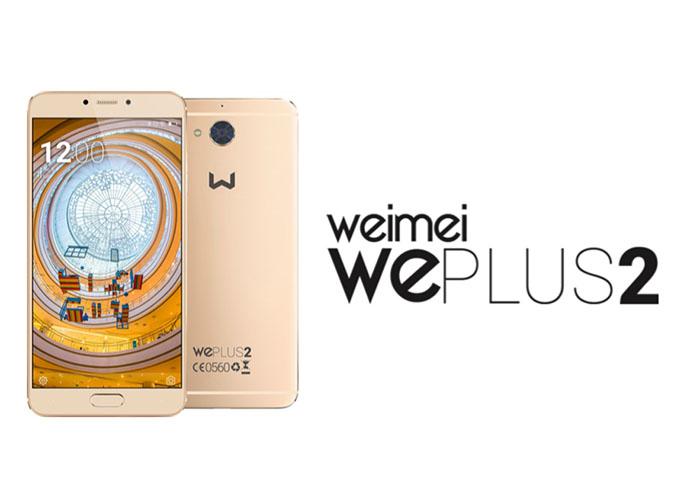 El nuevo Weimei WePlus 2 llega al mercado móvil lleno de potencial.