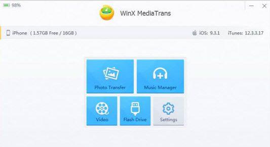 Una interfaz de usuario totalmente limpia y fácil de utilizar.