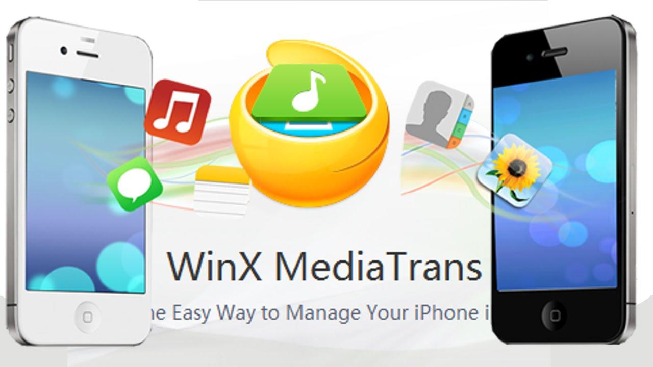WinX MediaTrans un potente administrador que puede ayudarte a mantener todos tus archivos en orden.