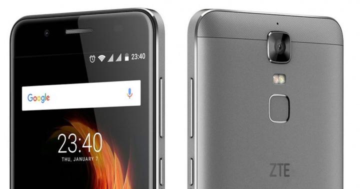 ZTE trae dos nuevos Smartphones al mercado