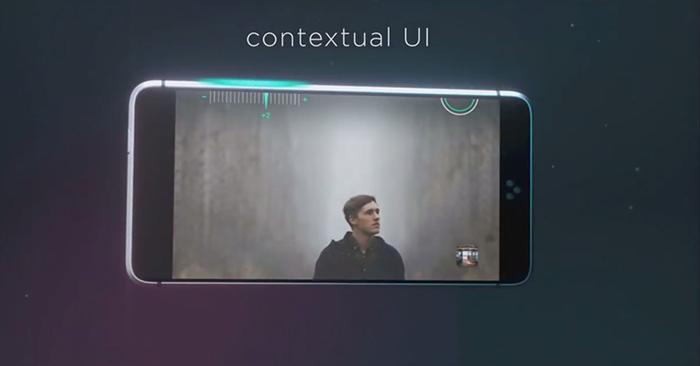 Un control total e intuitivo acompañan este nuevo Smartphone.