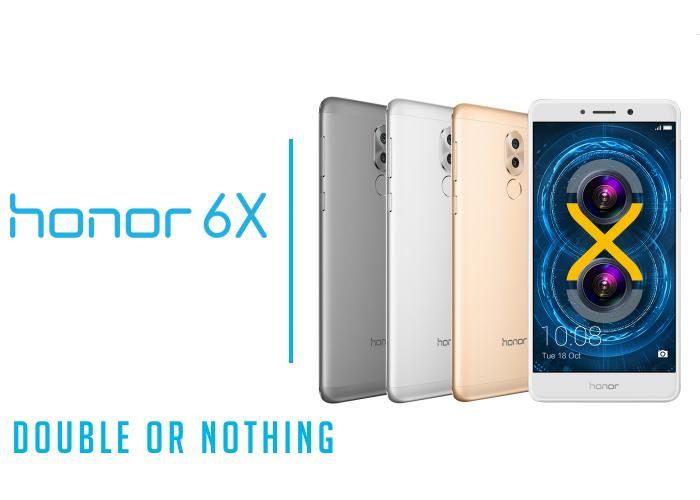 Honor 6X un antecesor en oferta
