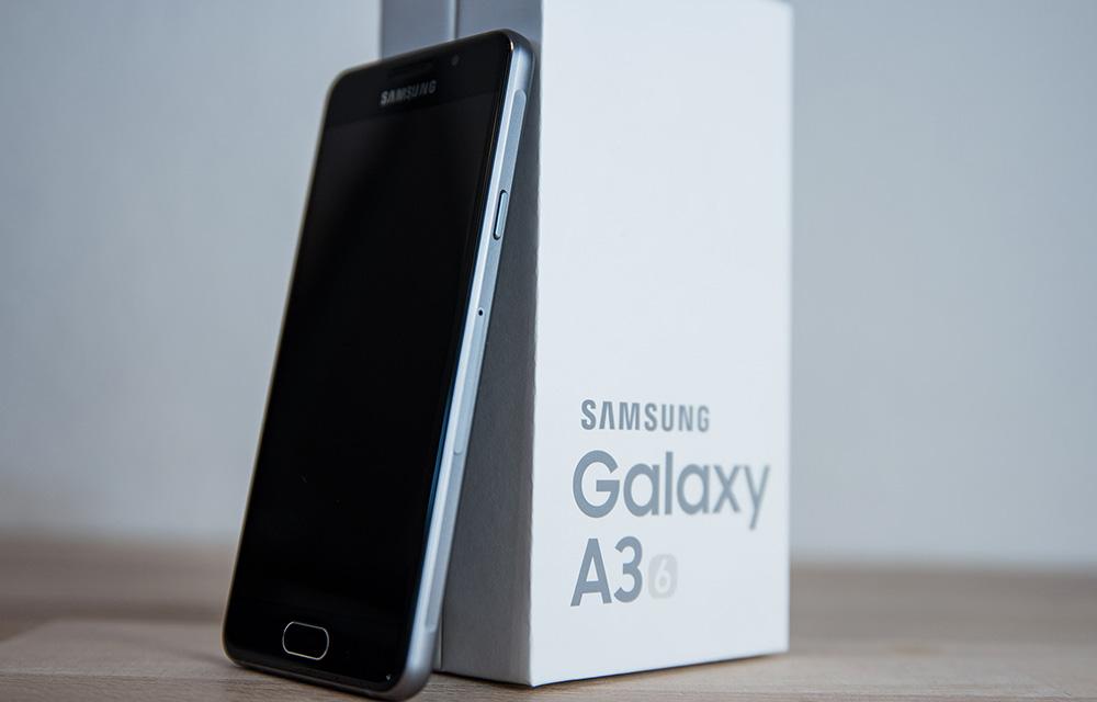 El nuevo Samsung Galaxy A3 2017 llega completamente rediseñado y con aires de grandeza.