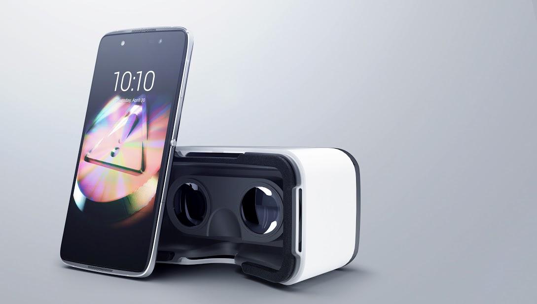 Conoce el nuevo Alcatel Idol 4 con soporte de realidad virtual