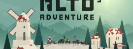 Alto's Adventure un gran videojuego móvil el cual no debes dejar pasar.