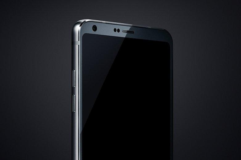 """Bordes metálicos y una enorme pantalla de 5,7"""" darán a envidiar el nuevo LG G6."""