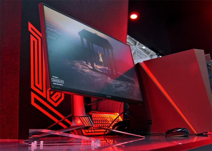 Llega al mercado el Asus ROG Swift PG258Q un monitor destinado al mundo gaming.