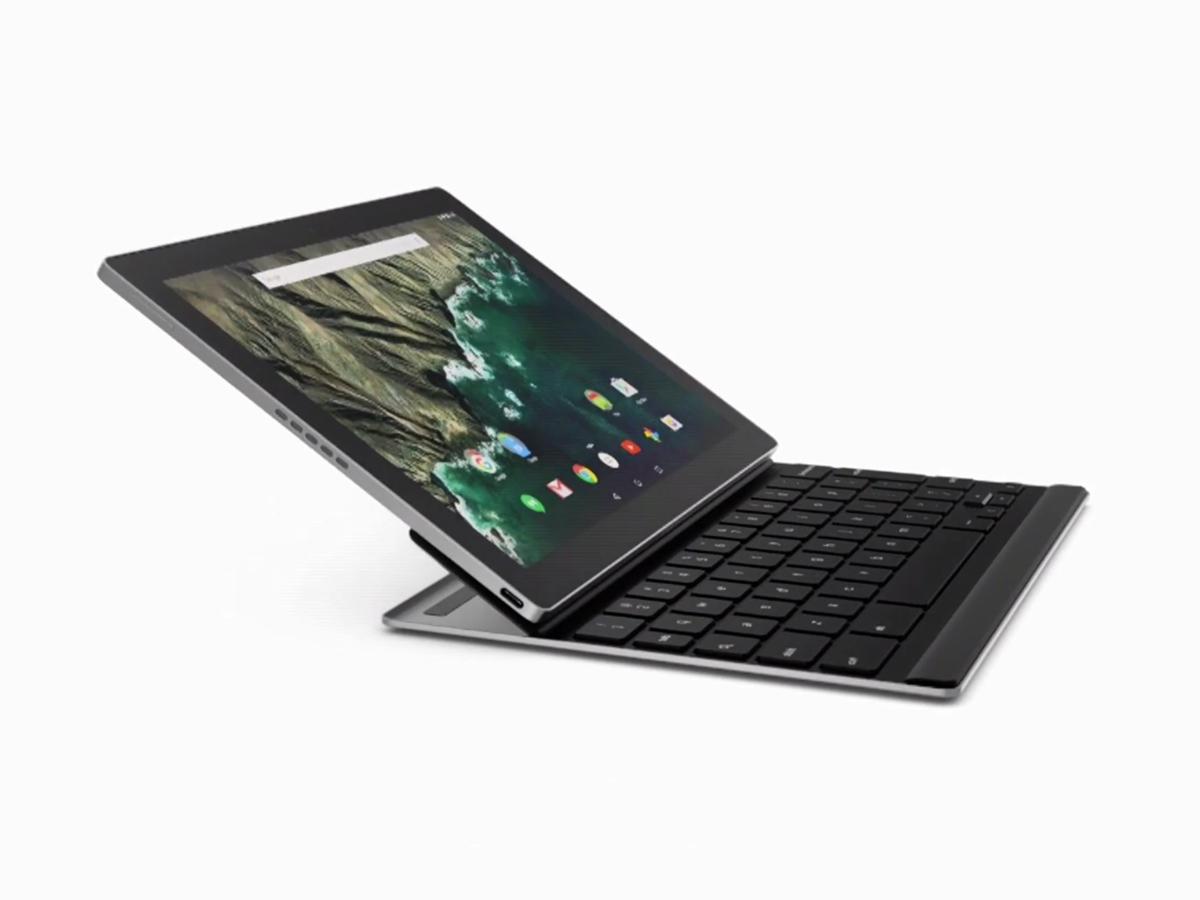Te presentamos la Google Pixel C una tablet potente a tener en cuenta