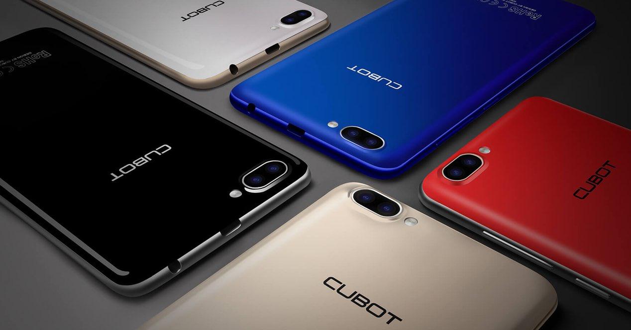 Cubot Rainbow 2 un Smartphone