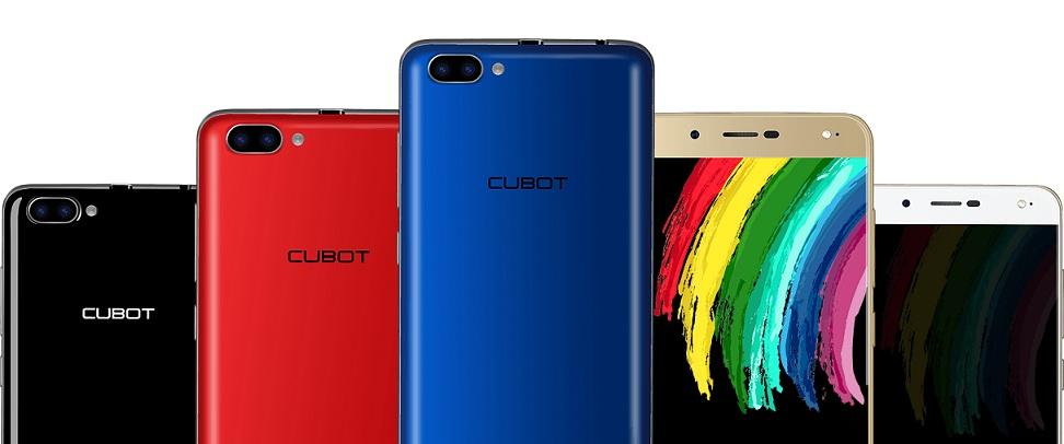 Junto a una gran variedad de colores también nos encontraremos este nuevo Cubot Rainbow 2