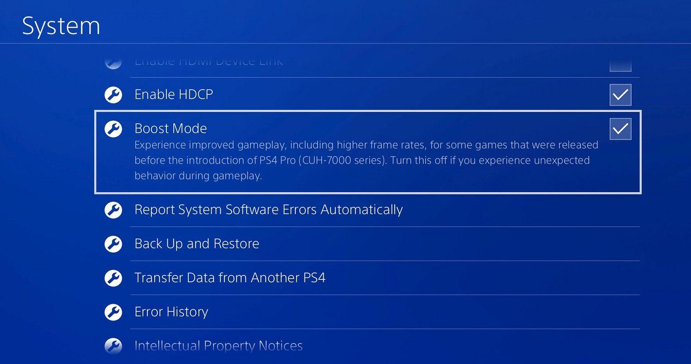 El nuevo Boost Mode se activa Tan simple como activar una opcion mas, sera capaz de cumplir lo prometido? esperemos por los resultados.