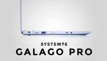 Un nuevo rival llega al mercado la nueva Galago Pro una laptop Linux