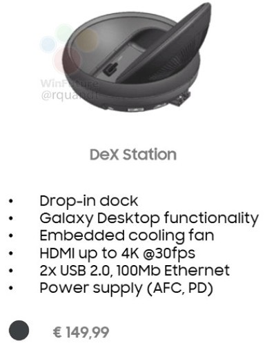 Dex Station by Samsung