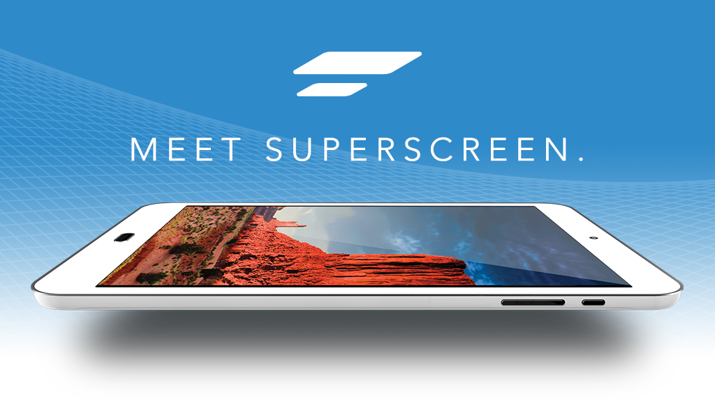 SuperScreen una tablet dedicada al streaming de tu Smartphone
