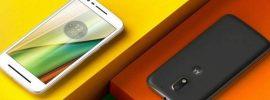 Nuevos y rediseñados Moto E4 y E4 Plus para la gama de entrada de Motorola.