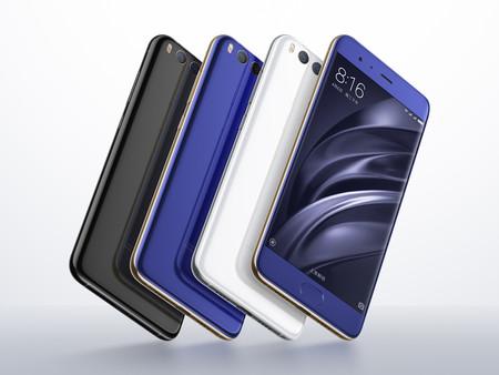 Xiaomi Mi 6 con cámara dual siendo el primer Smartphone con Snapdragon 835.