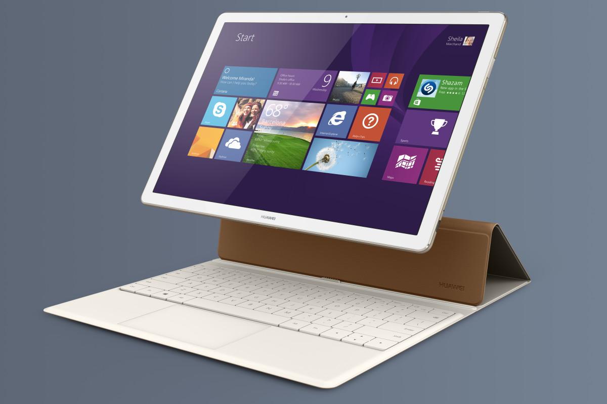 Huawei MateBook la nueva generación de portátiles UltraBooks para este año.