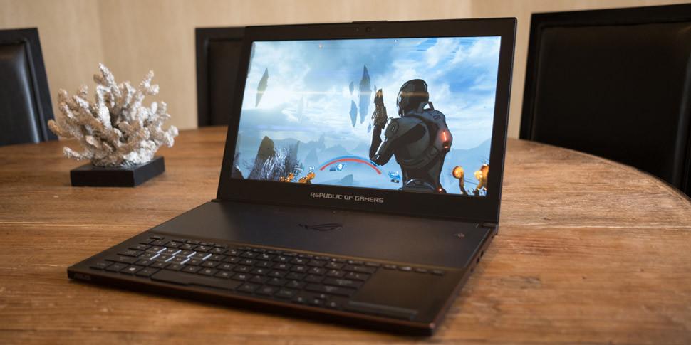 Cumpliendo su cometido, un portatil gaming y siendo el mas delgado del mercado llegara a mediados de octubre.