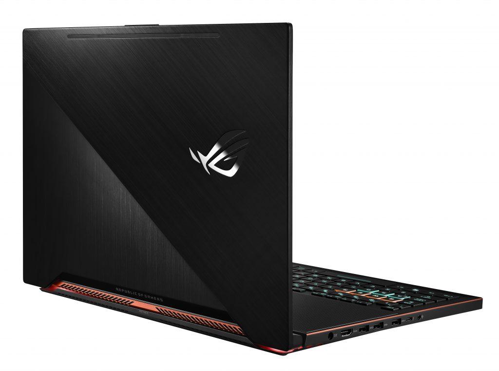 Asus ROG Zephyrus el portátil mas delgado gaming del mercado actual.