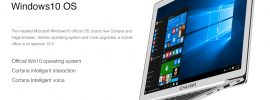 Nueva Chuwi LapBook con pantalla de resolución 2K con windows 10.