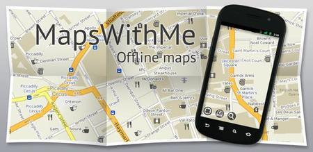Una estupenda App para mapas Offline, con muy buenas opciones a tener en cuenta.