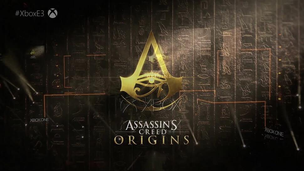 Assassin's Creed Origins desde Egipto llega la hermandad de asesinos.