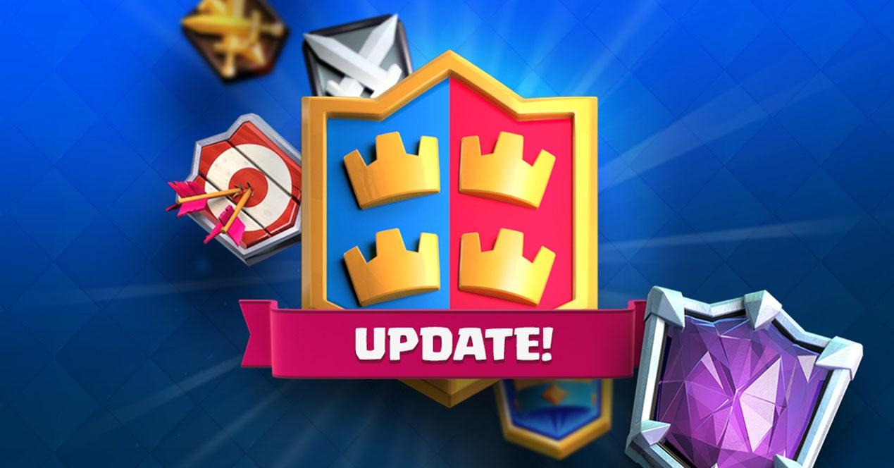 Clash Royale cuenta con actualizaciones para junio y junto a los ajustes de equilibrio.