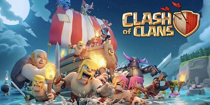clash of clans junto a novedades para capturarnos nuevamente.