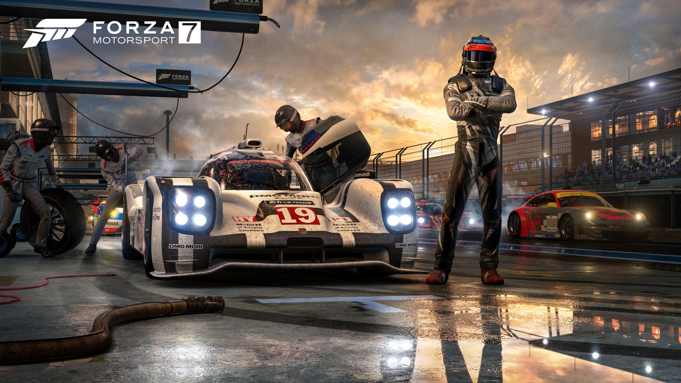 Nuevo Forza MotorSport 7 para la comunidad de Microsoft.