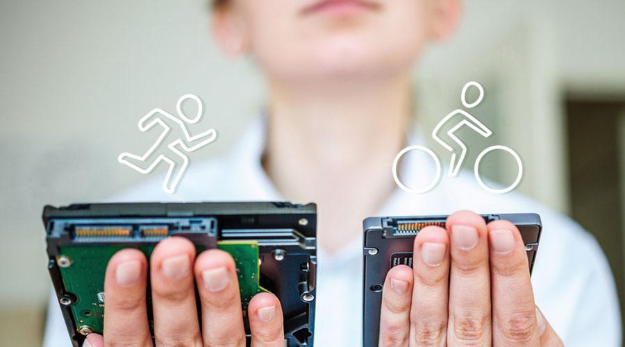 Conoce un poco sobre el Disco duro HDD y Disco duro solido SSD diferencias y más.