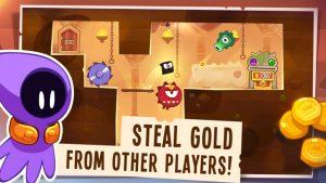 Al igual que te pueden robar tus joyas y oro, puedes hacer una revancha y robarlos nuevamente a tu rival.