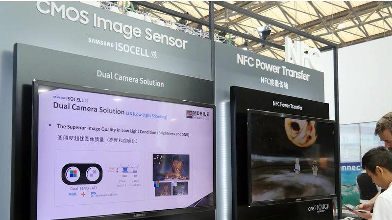 Samsung presenta su gama de sensores ISOCELL para Smartphones