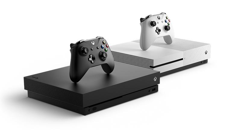 Xbox One X la consola mas potente de Microsoft